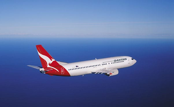 Qantas And Sydney Airport T3