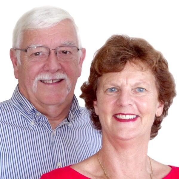 John and Maxine Adams